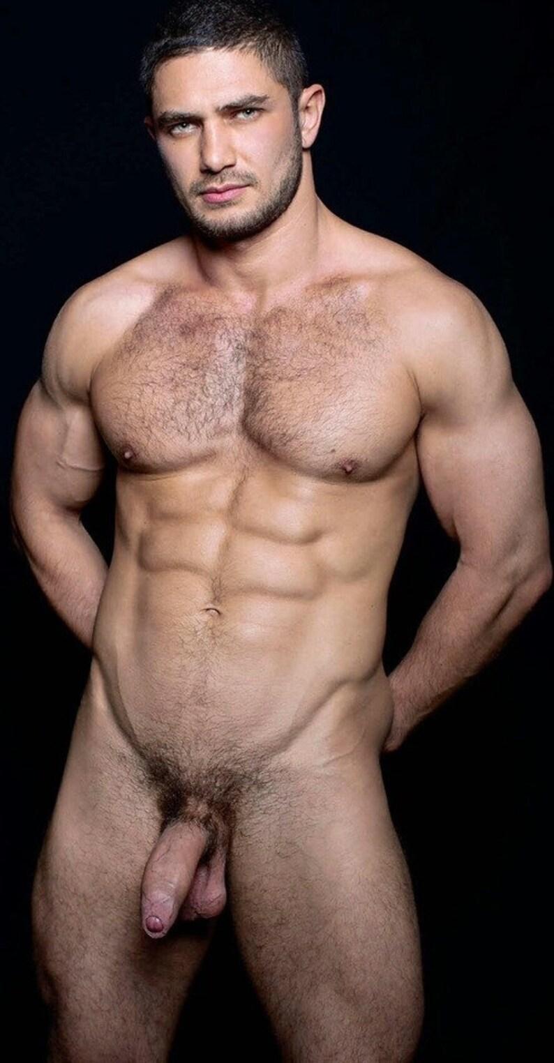 Hung Handsome Miguel Estevez