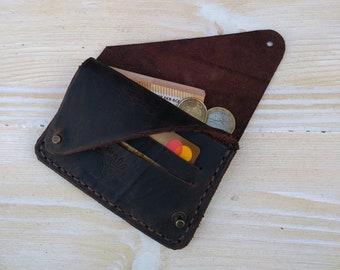 Minimalist Wallet * Card Holder * Money Wallet * Leather Wallet * Slim Wallet * Men's Wallet * Business Card Case , Credit Card Wallet