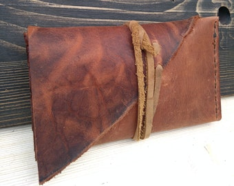 Rolling Case * Travel Pouch * Tobacco Pouch * Leather Pouch * Tobacco Case * Tobacco Wallet * Tobacco Bag , Handmade Pouch
