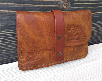 Travel Belt Wallet * Leather Wallet * Credit Card Holder * ID Wallet * Slim Wallet * Minimalist Wallet * Men's Wallet , Coin Wallet