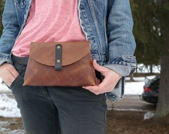 Leather Belt Bag * Fanny Pack * Leather Waist Bag * Festival Bag * Fanny Bag * Travel Bag * Waist Pack * Women Leather Bag , Bum Bag