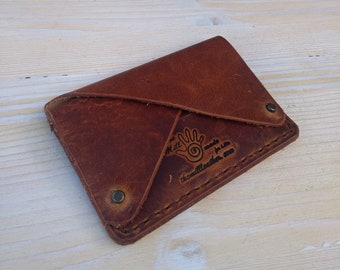 Leather Wallet * Travel Wallet * Men's Wallet * Credit Card Wallet * Slim Wallet * Minimalist Wallet * Money Wallet , Coin Wallet