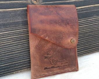 Slim Wallet * Minimalist Wallet * Card Wallet * Credit Card Holder * Travel Wallet * Men's Leather Wallet * Vintage Wallet , Card Case
