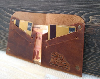 Minimalist Wallet * Card Holder * Money Wallet * Leather Wallet * Slim Wallet * Men's Wallet * Card Wallet * Travel Wallet , ID Wallet