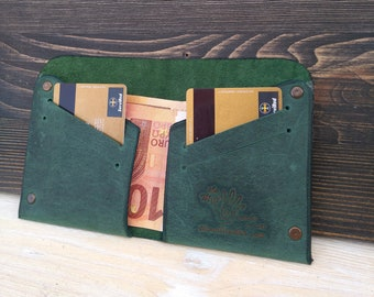 Minimalist Wallet * Card Holder * Leather Wallet * Money Wallet * Slim Wallet * Men's Wallet * Card Wallet * Travel Wallet , ID Wallet