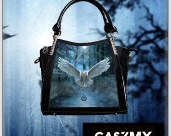 Awaken Your Magic Anne Stokes 3D Lenticular Handbag