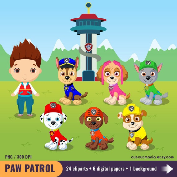 photograph regarding Free Printable Paw Patrol Badges identified as Paw Patrol cliparts, Lovable Electronic Cliparts, Paw Patrol Birthday, Paw Patrol stickers, Printables, Paw Patrol Badges - Totally free professional hire