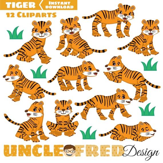 Thumb Image - Transparent Background Tiger Clip Art, Transparent Clipart in  2020   Tiger images, Tiger pictures, Tiger cartoon drawing