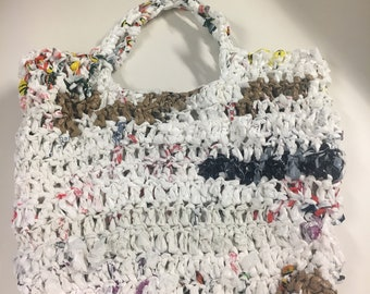 Recycled Plarn Tote