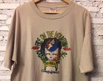 bb356d3c4613 Vintage 1996 Grateful Dead Fire on the Mountain Tour T-shirt Size XL