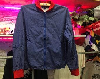 82a370c7972b1 Vintage 90s Polo Sport Ralph Lauren Bomber Light Jacket