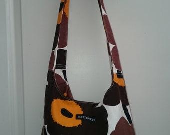 MARIMEKKO Poppy/Unikko Shoulder Clover Bag / Finnish Design