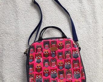 Square Sling Handbag