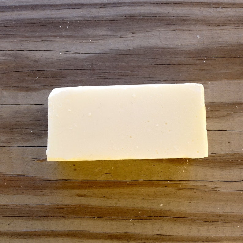 Unscented Soap  Fragrance Free Soap  Natural Soap  Homemade image 0