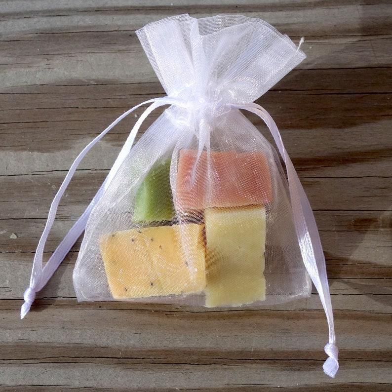 Sample Soap  Homemade Vegan Soap  Soap Samples image 0