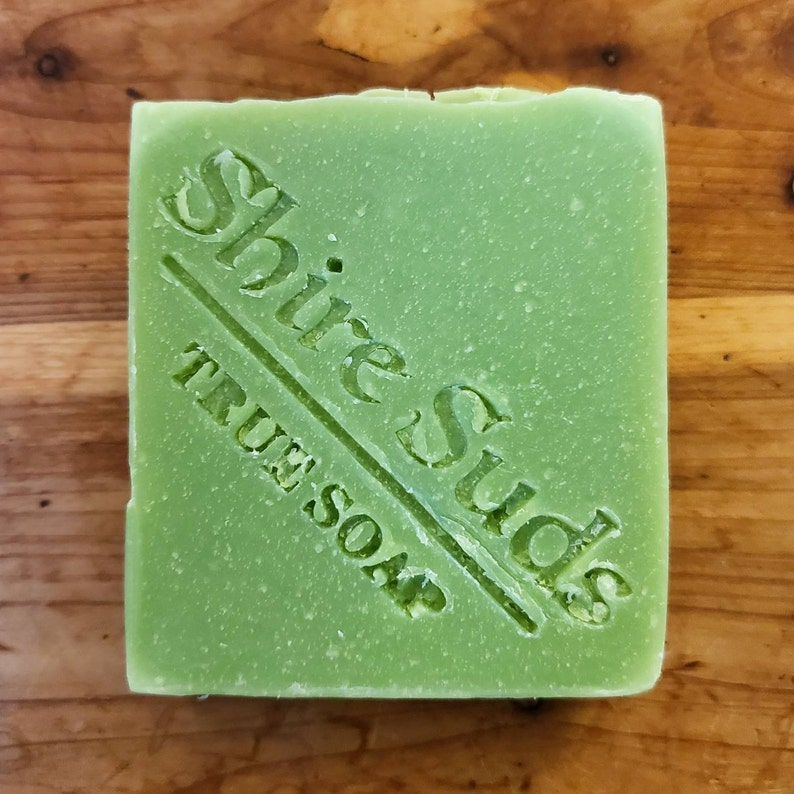 Body Soap  VEGAN Basic all-over body wash bar soap for image 0