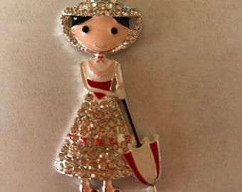 Mary Poppins Needle Minder