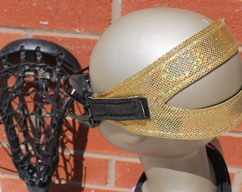 Girls Lacrosse Goggle Strap