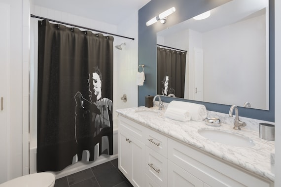 Michael Myers Shower Curtains