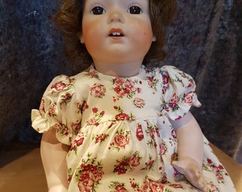 "VERNON LILLEY 1983 18"" DOLL"