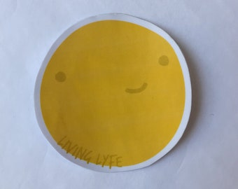 LIVING LYFE - Vinyl Sticker