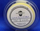 Lemon Pound Cake Scented Soy Wax Melts 2.5oz