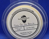 Sex on the Beach Scented Soy Wax Melts 2.5oz