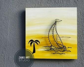 String Art Zamu