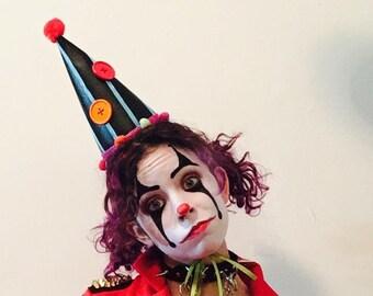 Big Top Clown Fetish Hat