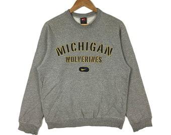 8ed399e35bff8 Michigan wolverines sweatshirt | Etsy