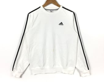 a686a038d225b ADIDAS EQUIPMENT Brown Pullover Sweatshirt Medium Size 90s Hip | Etsy