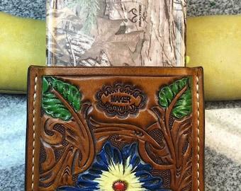 Custom Handmade Leather Phone Case
