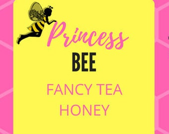 Australian Fancy Tea Honey