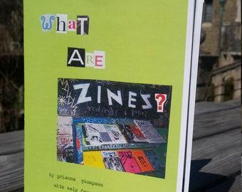 Zine about zines!