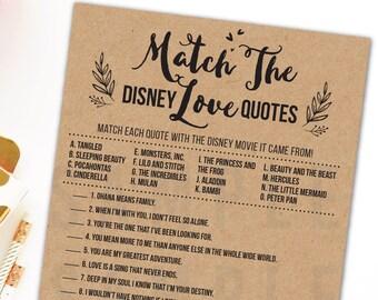 Disney Love Quote Etsy