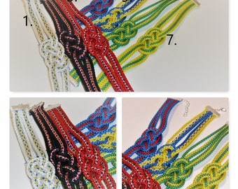 Bracelets in nautical style-bracelet in nautical style