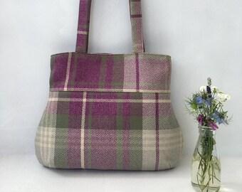 Moorland Heather handbag