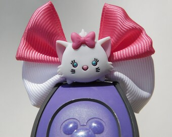 Marie from Aristocrats Bow for Walt Disney World Magic Bands