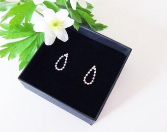 Sprinkle rain -earrings