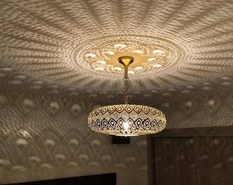 Moroccan Pendant Light, Moroccan lamp, Hanging Lamp , Lampshades Lighting New Home Decor Lighting