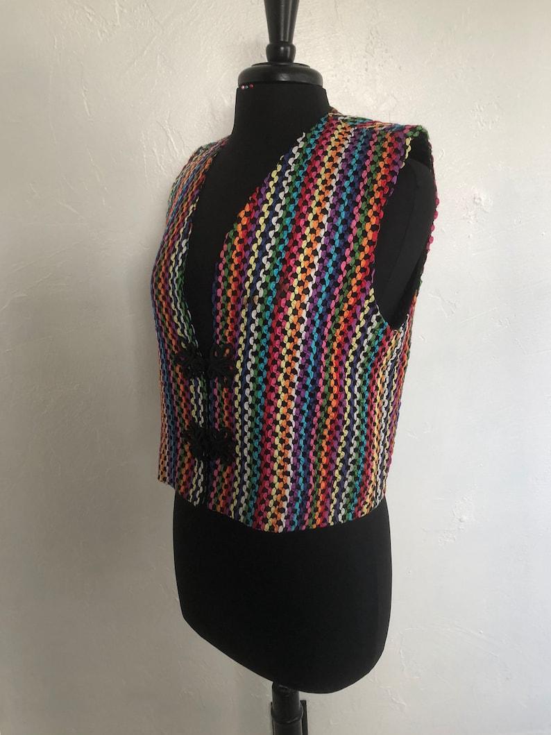 Doncaster Rainbow 60/'s-70/'s/'s Vest