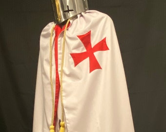 OSMTJ Knights Templar Cloak/Mantle