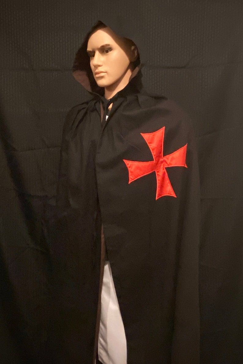 Reversible Knights Templar Companion/Sergeant at Arms image 1