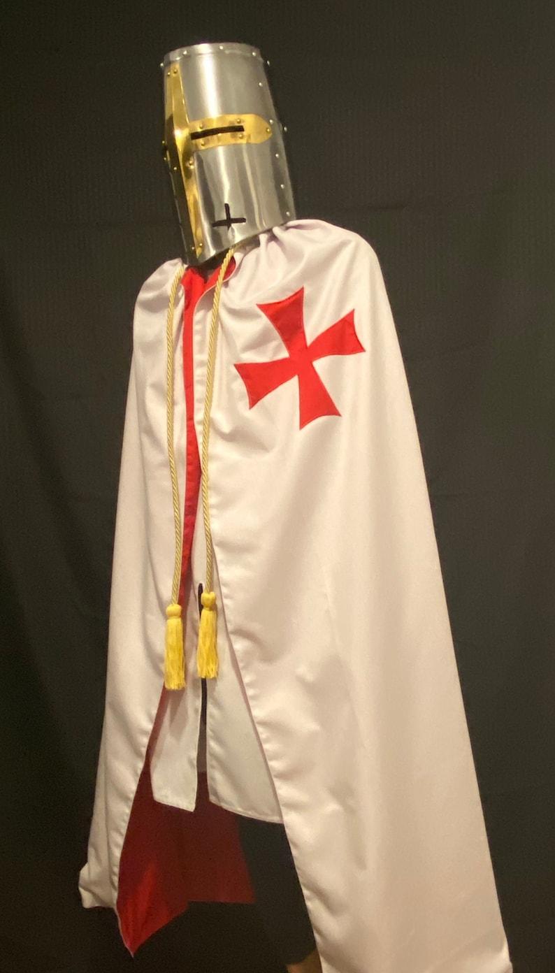 OSMTJ Knights Templar Cloak/Mantle image 1