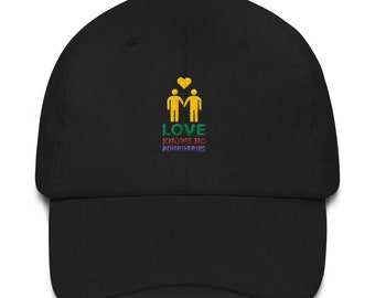 Love Knows No Boundaries - Dad hat