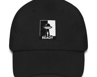 UFO Ready - Dad Hat
