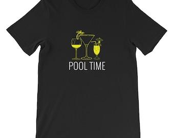 Pool Drinks - T-Shirt