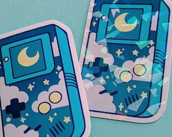 Sleepy Boy Vinyl Stickers