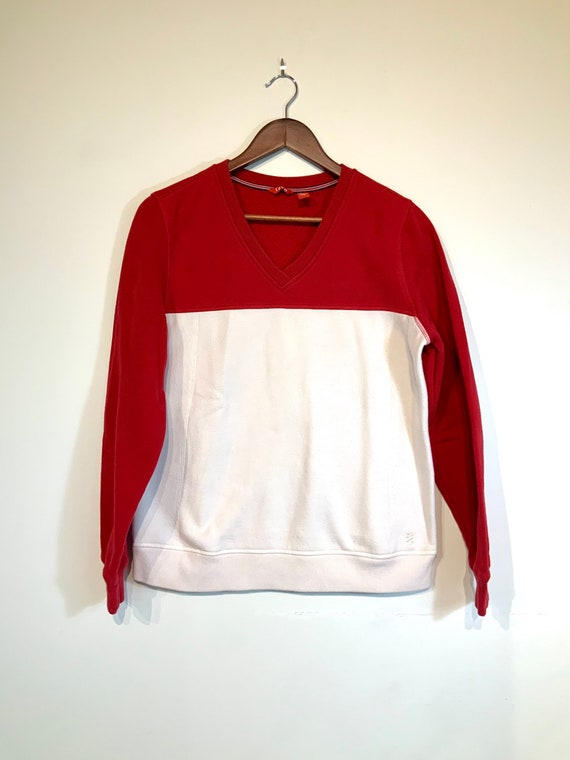 IZOD Colour Block Sweater