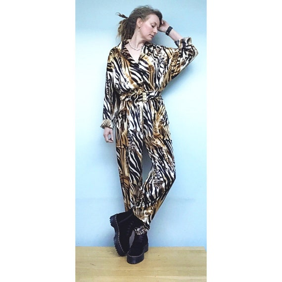49ce86ef5d8 Awesome brand new and handmade vintage inspired leopard print